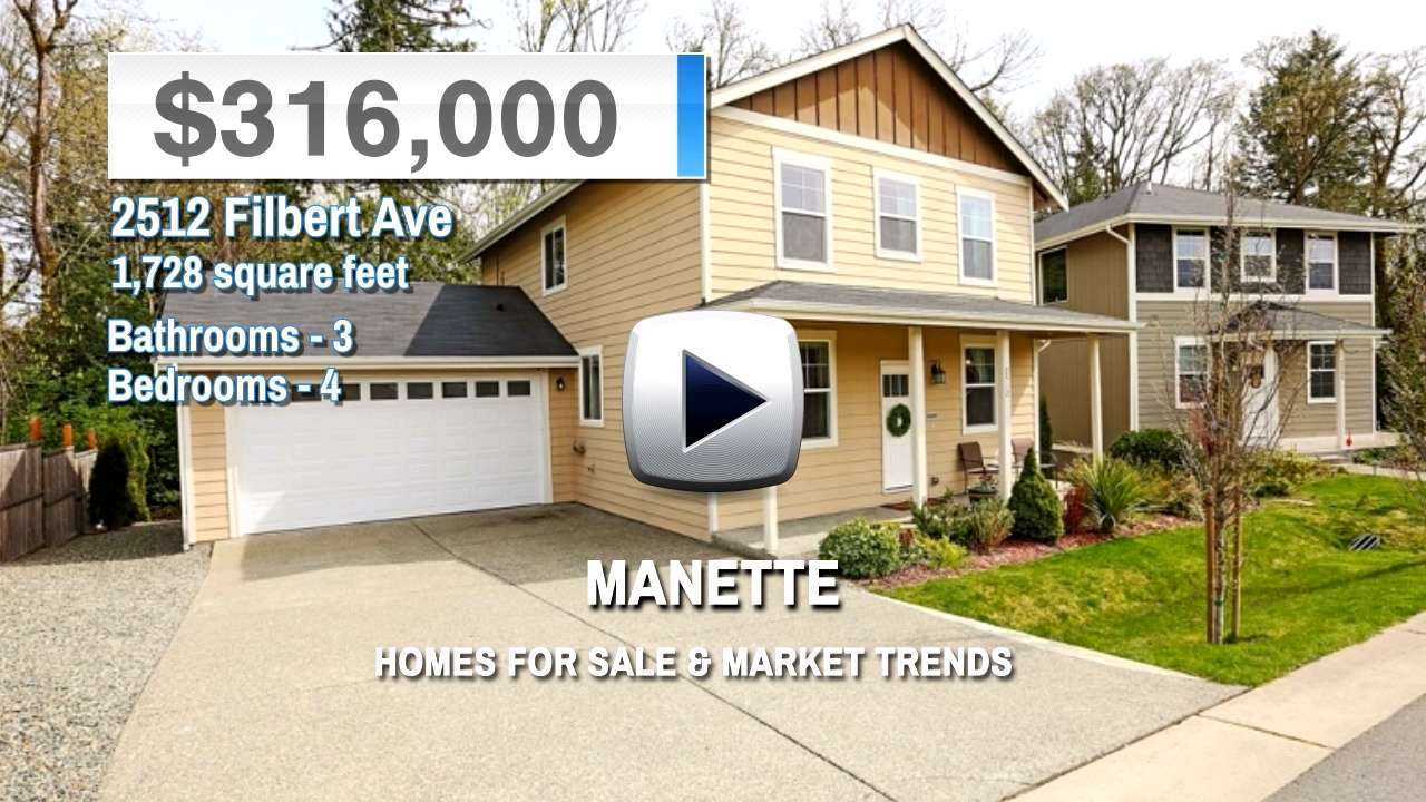 Manette Homes for Sale and Real Estate Trends