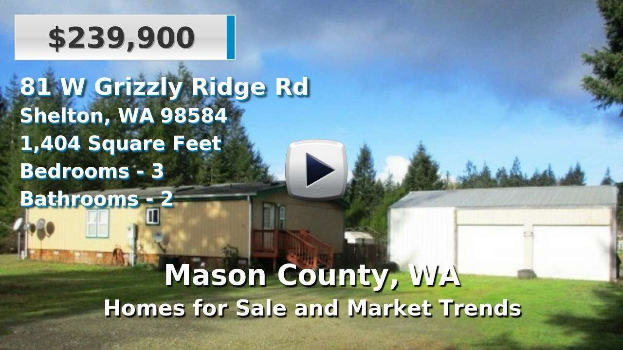 Mason County Homes for Sale and Real Estate Trends