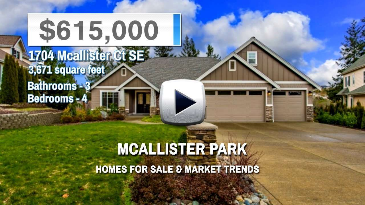 McAllister Park Homes for Sale and Real Estate Trends