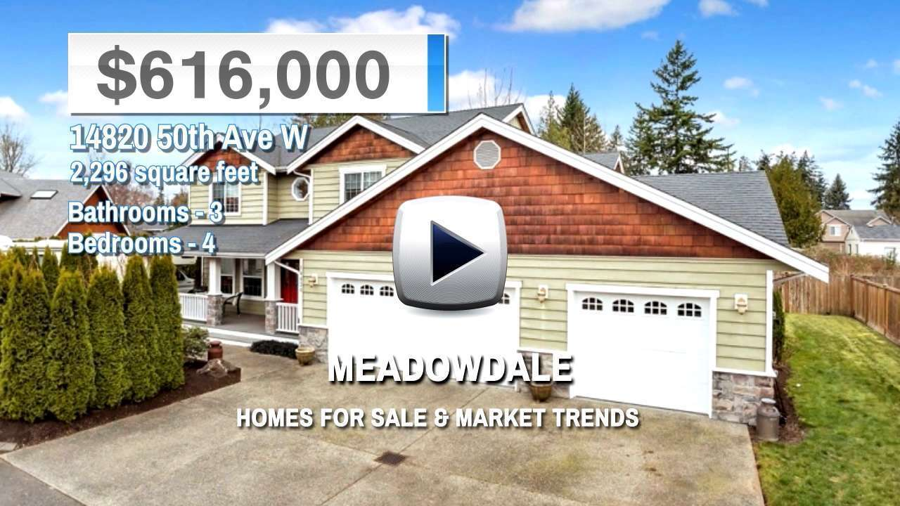 Meadowdale Homes for Sale and Real Estate Trends