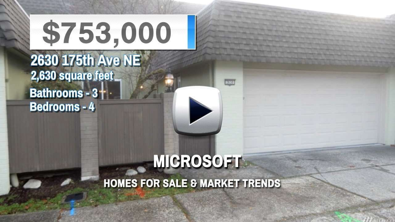 Microsoft Homes for Sale and Real Estate Trends
