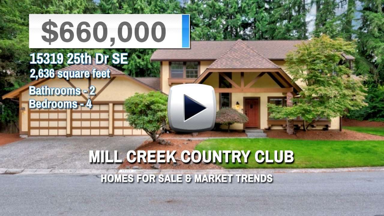 Mill Creek Country Club Homes for Sale and Real Estate Trends