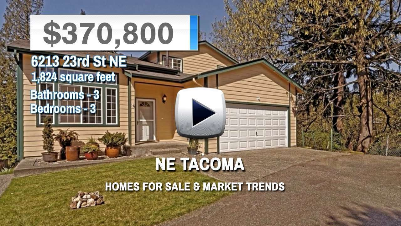 Ne Tacoma Homes for Sale and Real Estate Trends