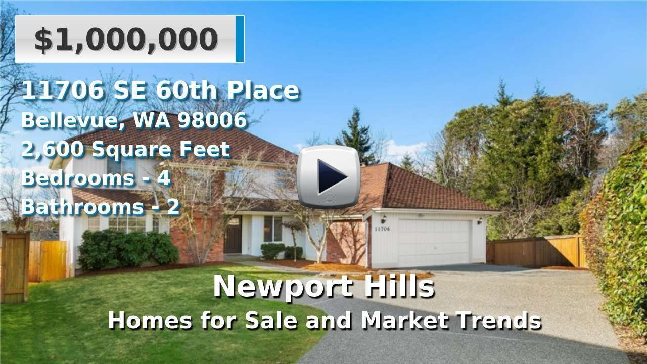 Newport Hills Homes for Sale and Real Estate Trends