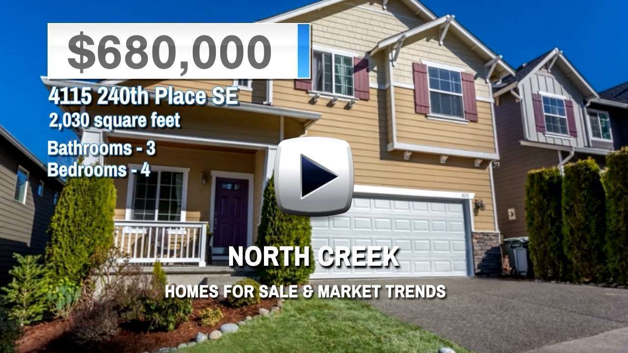 North Creek Homes for Sale and Real Estate Trends