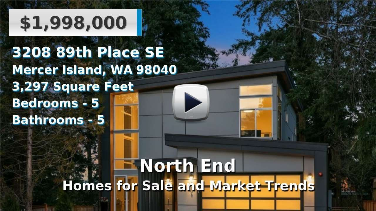 North End Homes for Sale and Real Estate Trends