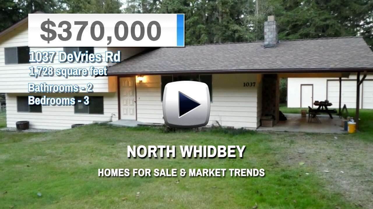 North Whidbey Homes for Sale and Real Estate Trends