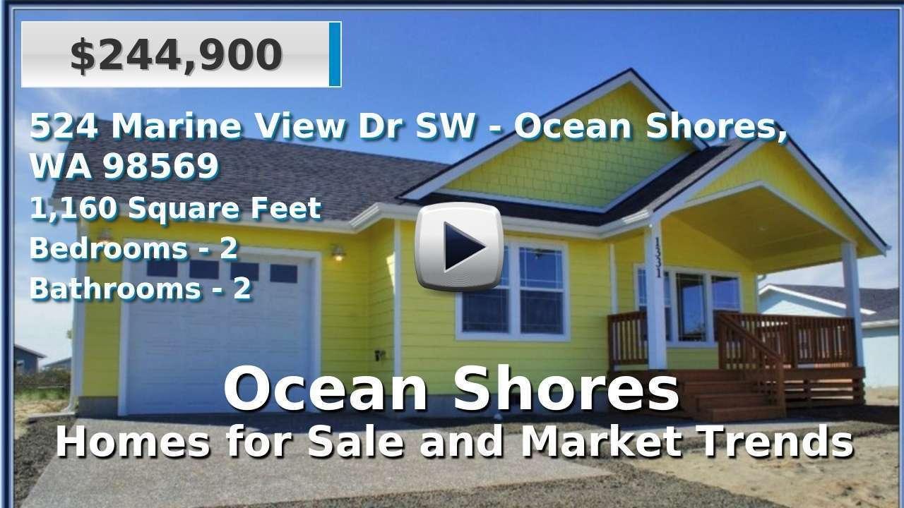 Ocean Shores, WA Homes for Sale | 378 Ocean Shores Real Estate Listings