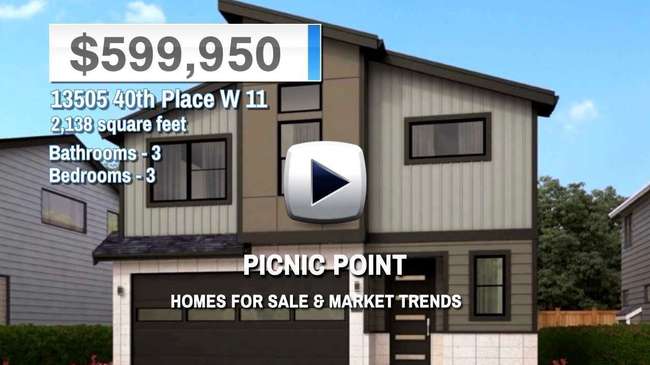 Picnic Point Homes for Sale and Real Estate Trends