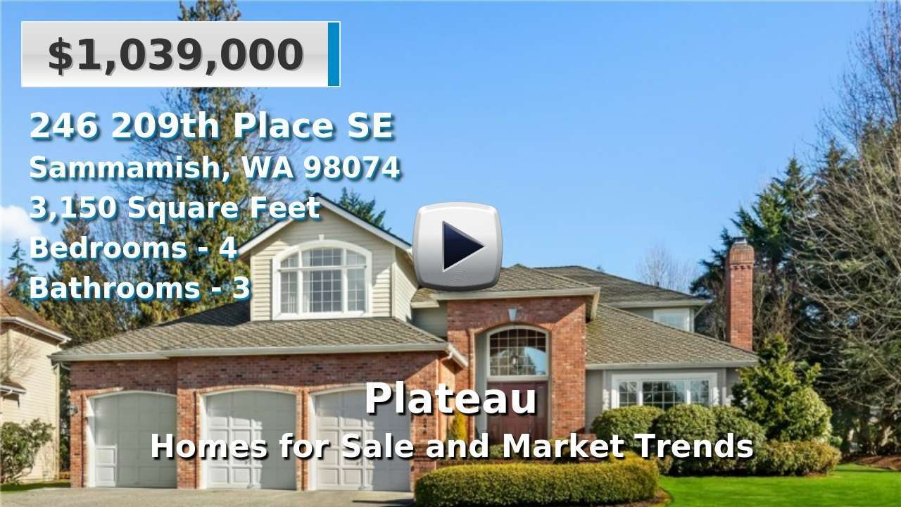 Plateau Homes for Sale and Real Estate Trends