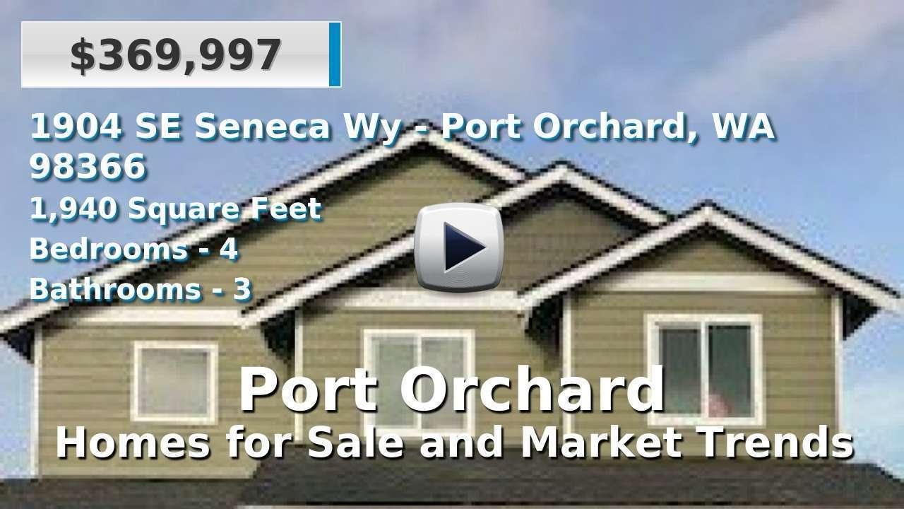 Port Orchard Wa Real Estate