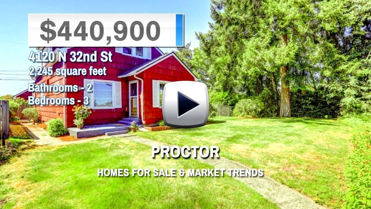 Proctor Homes for Sale and Real Estate Trends