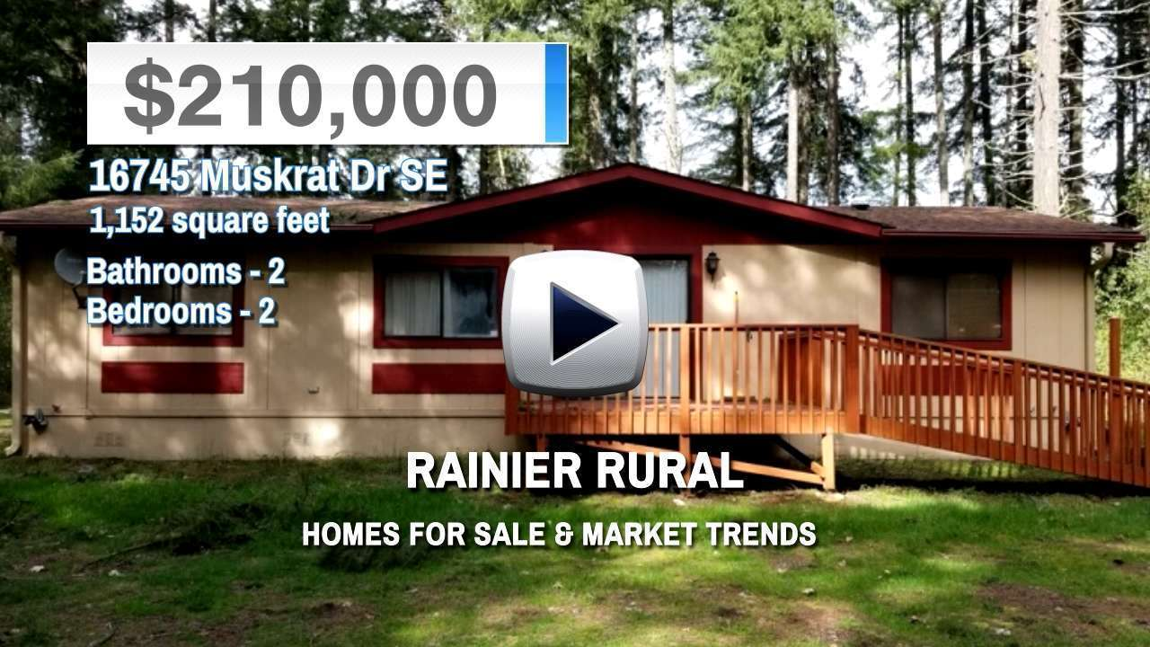 Rainier Rural Homes for Sale and Real Estate Trends