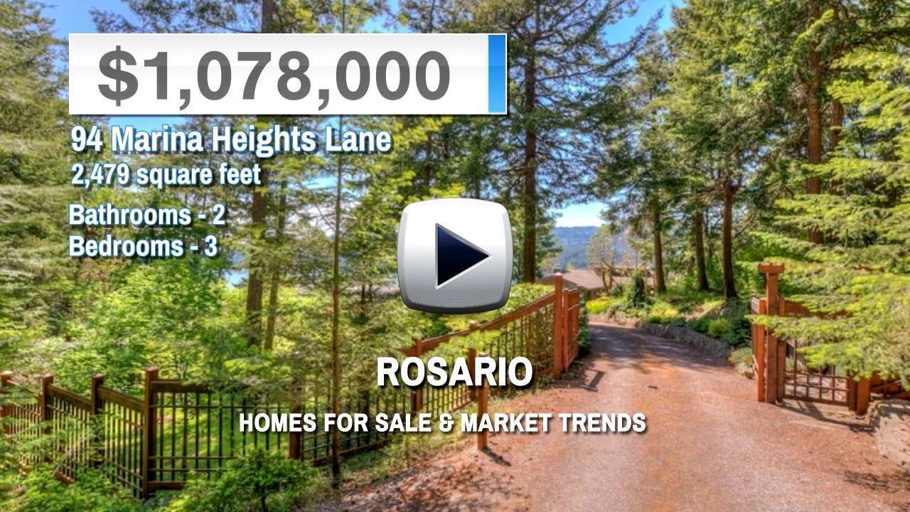 Rosario Homes for Sale and Real Estate Trends