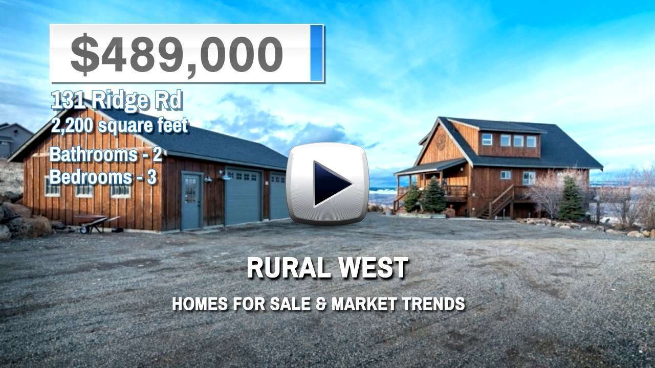 Rural West Homes for Sale and Real Estate Trends