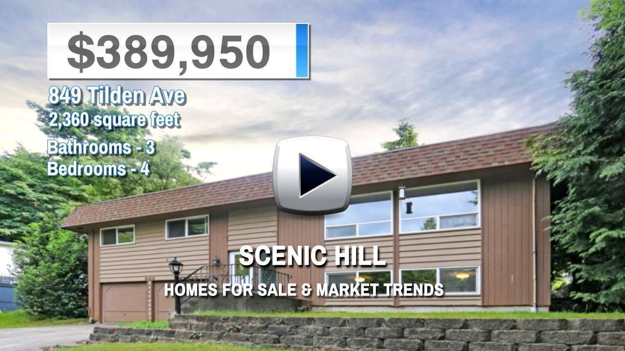 Scenic Hill Homes for Sale and Real Estate Trends