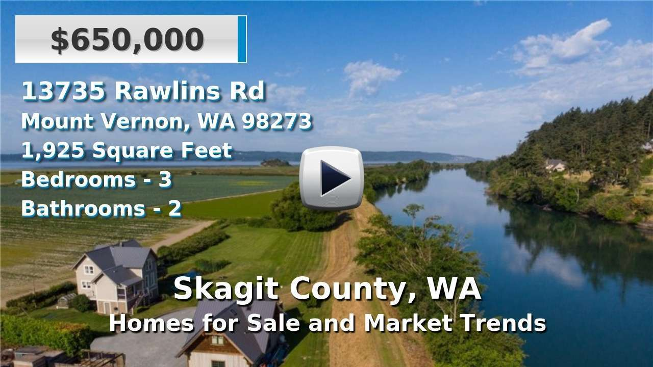 Skagit County Homes for Sale and Real Estate Trends