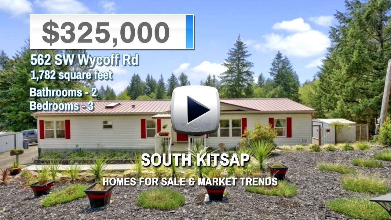 South Kitsap Homes for Sale and Real Estate Trends