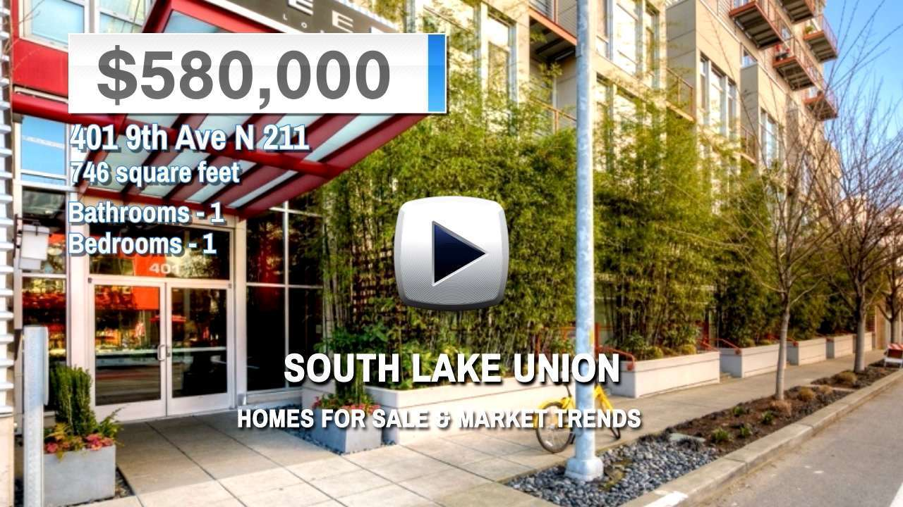 South Lake Union Homes for Sale and Real Estate Trends