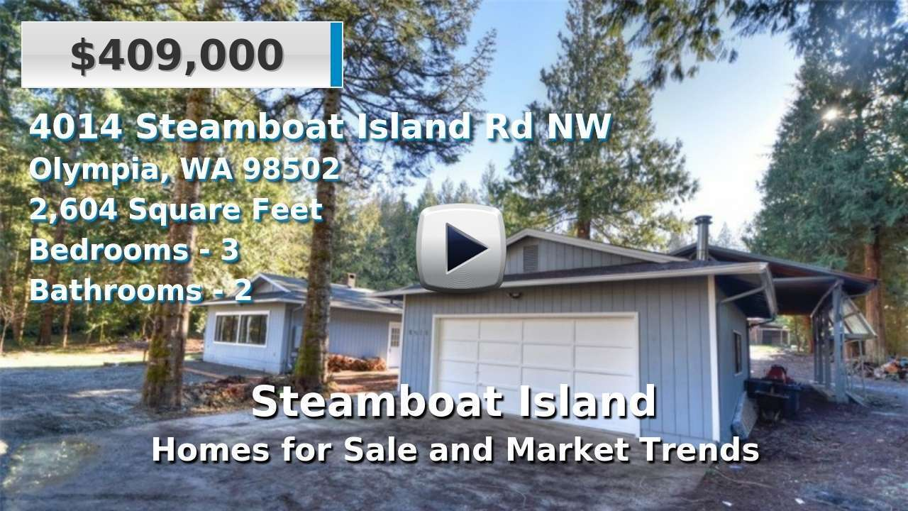 Steamboat Island Homes for Sale and Real Estate Trends