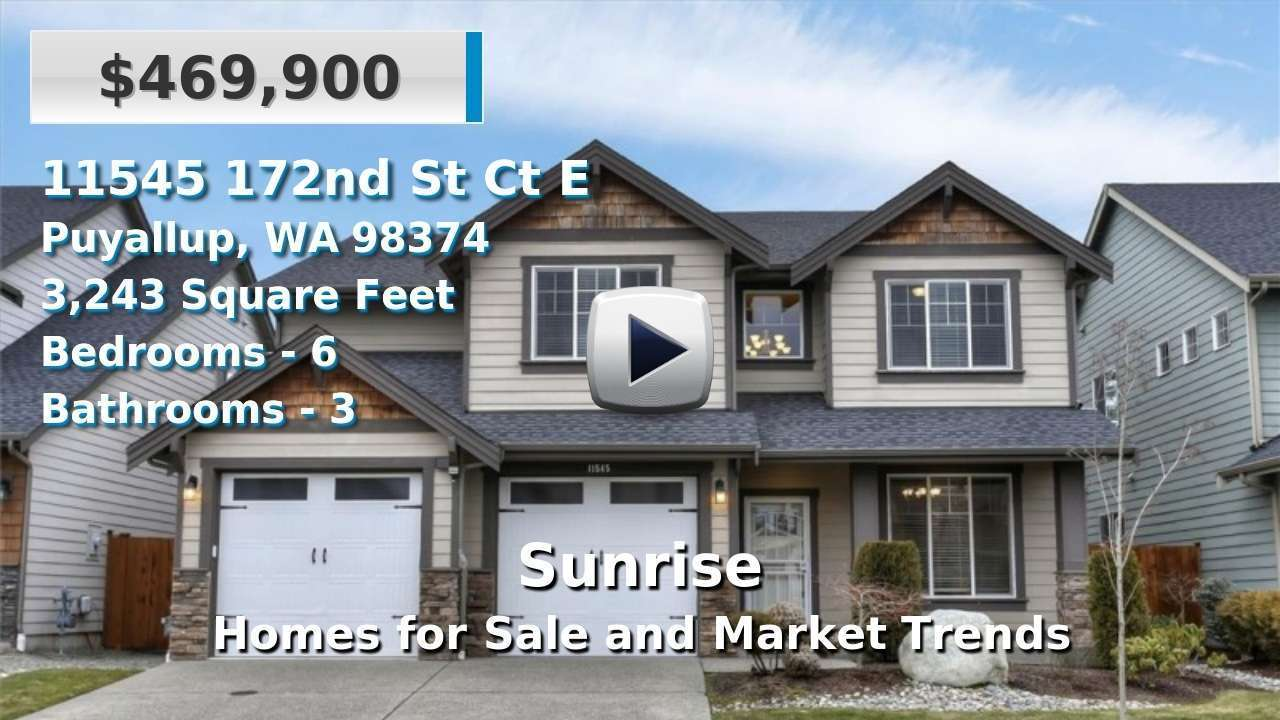 Sunrise Homes for Sale and Real Estate Trends