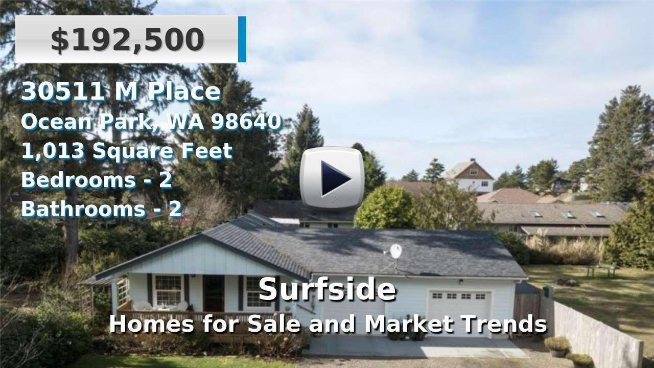Surfside Homes for Sale and Real Estate Trends