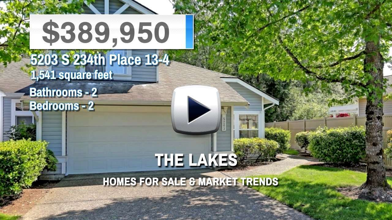 The Lakes Homes for Sale and Real Estate Trends