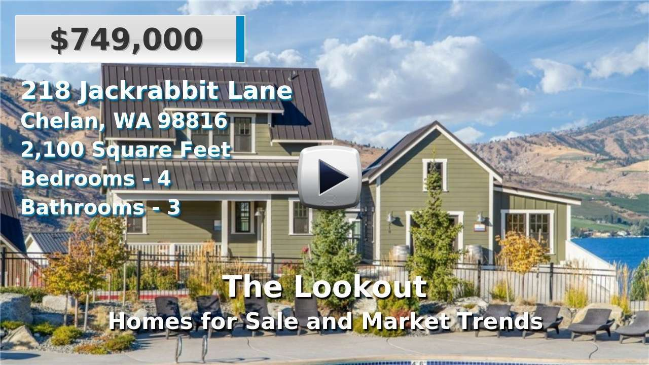 The Lookout Homes for Sale and Real Estate Trends