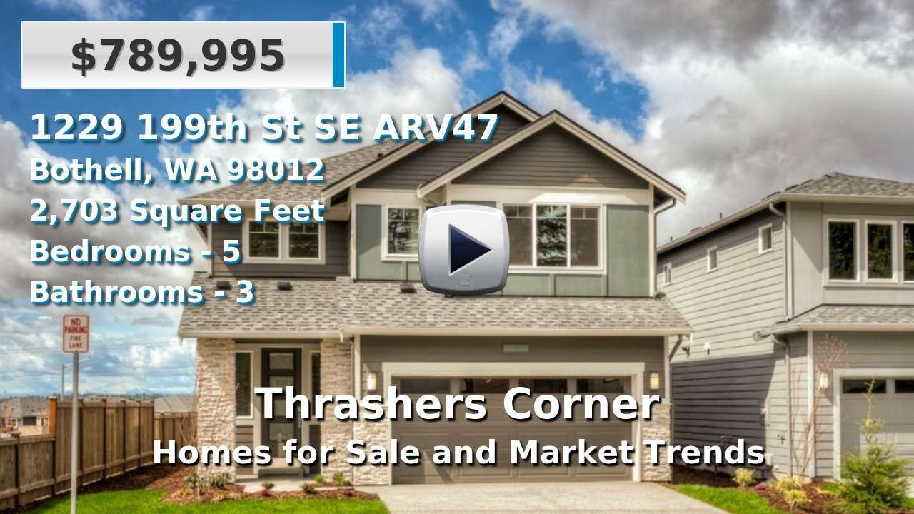Thrashers Corner Homes for Sale and Real Estate Trends