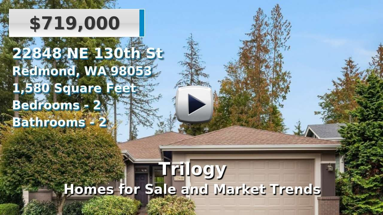 Trilogy Homes for Sale and Real Estate Trends