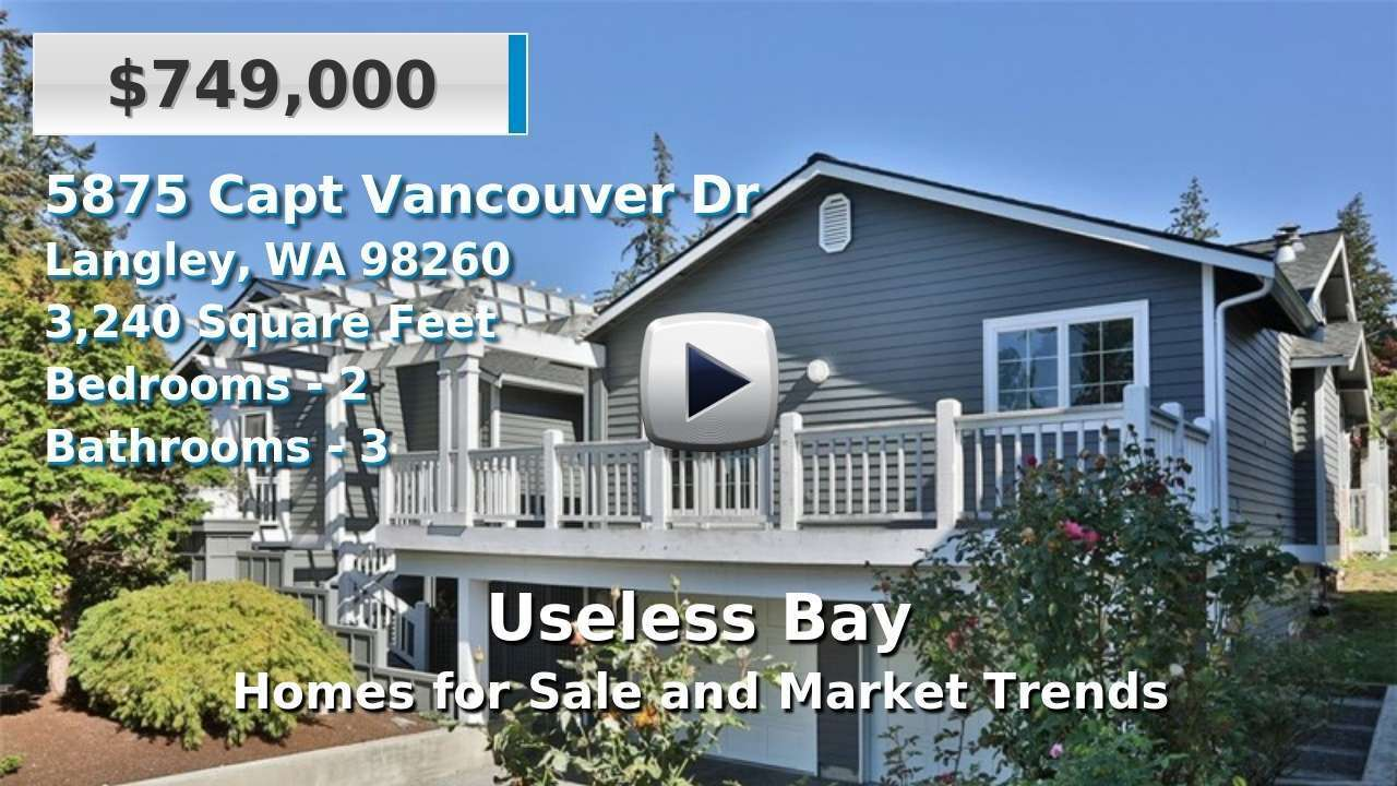 Useless Bay Homes for Sale and Real Estate Trends