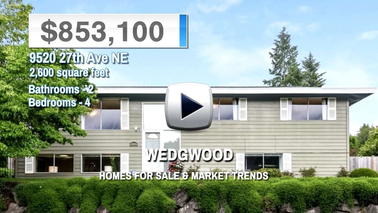 Wedgwood Homes for Sale and Real Estate Trends