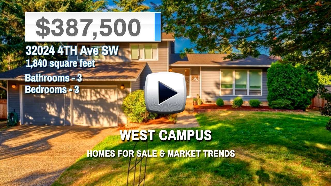 West Campus Homes for Sale and Real Estate Trends